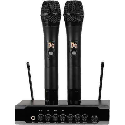 Wireless Microphones